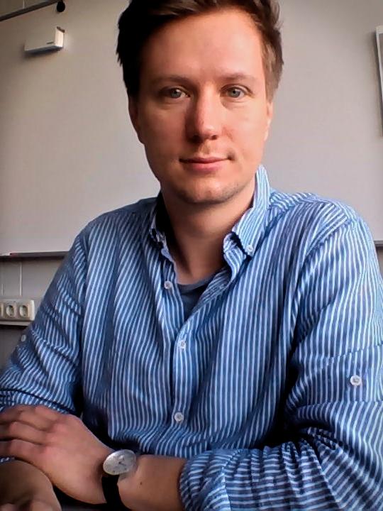 Dr.-Ing. Julian Müller