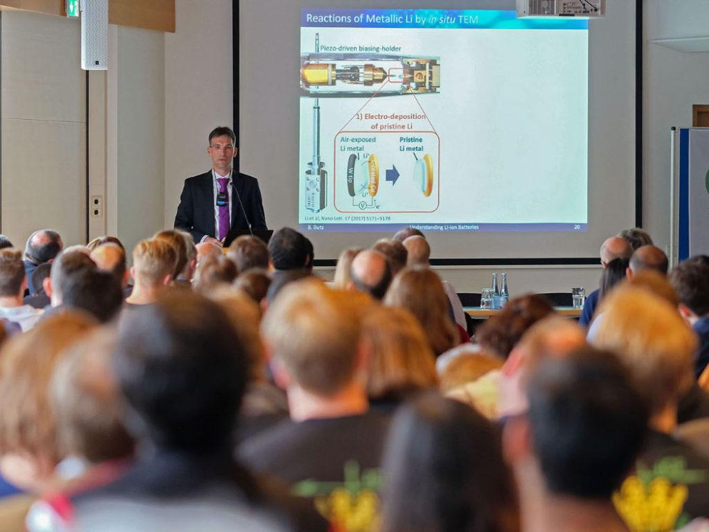 GDCh Symposium 2018 - Joachim Frank and Benjamin Butz